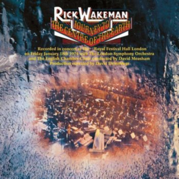 Journey To The Centre Of The Earth (Remastered)-Wakeman Rick