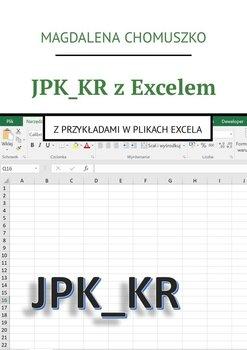 JPK_KR z Excelem-Chomuszko Magdalena