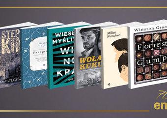Jubileuszowa edycja hitów książkowych