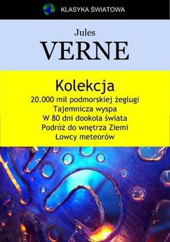 Jules Verne. Kolekcja-Verne Jules