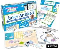 Junior Architect, projektowanie mieszkania i domu, zestaw