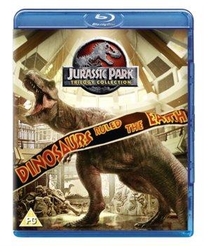 Jurassic Park: Trilogy Collection (brak polskiej wersji językowej)-Johnston Joe, Spielberg Steven