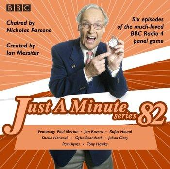 Just a Minute: Series 82-Brandreth Gyles
