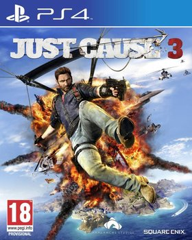 Just Cause 3-Avalanche Studios