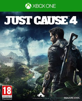 Just Cause 4-Avalanche Studios