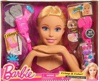 Just Play, Barbie Głowa do stylizacji