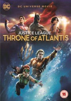 Justice League: Throne of Atlantis (brak polskiej wersji językowej)-Spaulding Ethan