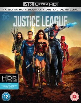 Justice League-Snyder Zack
