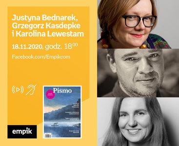 Justyna Bednarek, Grzegorz Kasdepke, Karolina Lewestam – Premiera online
