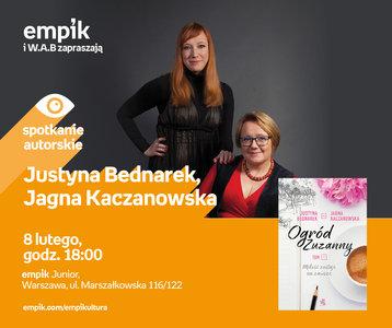 Justyna Bednarek, Jagna Kaczanowska | Empik Junior