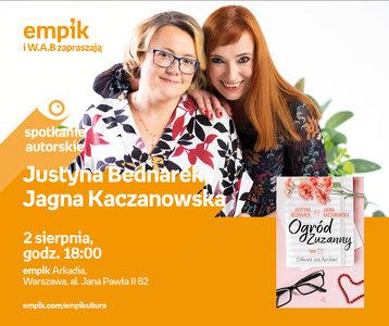 Justyna Bednarek, Jagna Kaczanowska   Empik Arkadia
