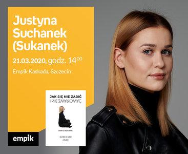 Odwołane: Justyna Suchanek (