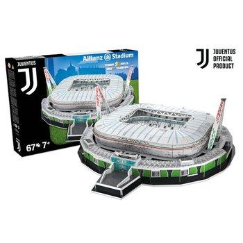 Juventus, puzzle 3d Stadion Fc -Juventus