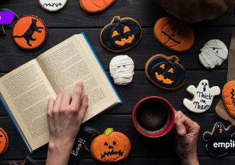 Już zapada zmrok! TOP 5 książek na Halloween