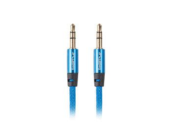 Kabel 3.5 mm miniJack/3 pin LANBERG Premium, 1 m-LANBERG