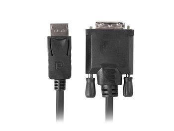 Kabel DisplayPort M/Dvi-d M LANBERG Dual link, 1 m-LANBERG