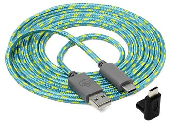 Kabel USB-C SNAKEBYTE do Nintendo Switch Lite-Snakebyte