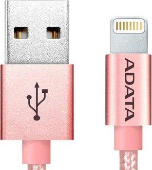 Kabel USB - Ligthning ADATA, 1 m-Adata