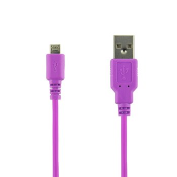 Kabel USB - microUSB 4WORLD 07951-OEM, 1 m-4World