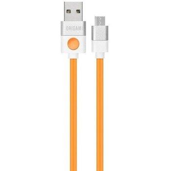 Kabel USB - microUSB ORIGAMI R, 1 m-Origami