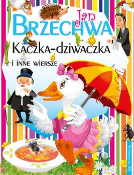 Kaczka-Dziwaczka i inne wiersze-Brzechwa Jan