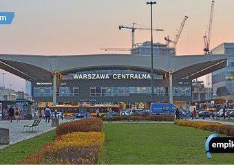 Kamera na Dworzec Centralny, czyli najbardziej znany dworzec w filmach i serialach