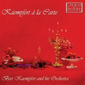 Kaempfert A La Carte-Bert Kaempfert And His Orchestra