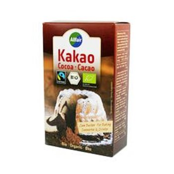 Kakao W Proszku Fair Trade Bio 125 G - Allfair-ALLFAIR