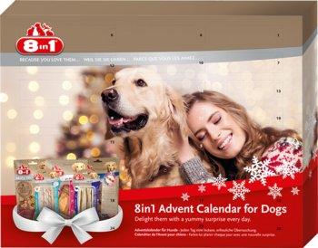 Kalendarz adwentowy dla psa 8in1, 24 szt.-8in1