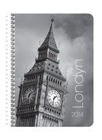 Kalendarz ksiazkowy 2014, Londyn-Grupa Wydawnicza Foksal