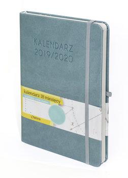 Kalendarz książkowy 2019/2020, miętowy