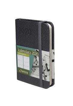 Kalendarz książkowy 2020, Awangarda, A7, grafitowy