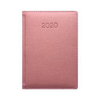 Kalendarz książkowy 2020, B6, różowy