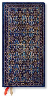 Kalendarz książkowy 2020, Blue Rhine