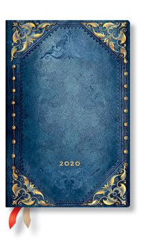 Kalendarz książkowy 2020, Flexi, Peacock Punk