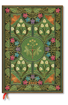 Kalendarz książkowy 2020, Poetry in Bloom