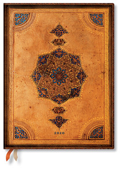 Kalendarz książkowy 2020, Safavid