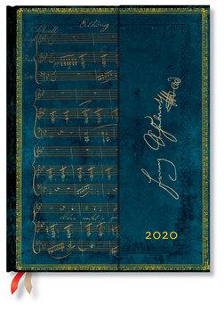 Kalendarz książkowy 2020, Schubert. Erlkönig H
