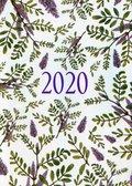 Kalendarz książkowy 2020, zioła