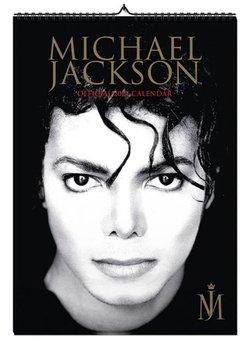 Kalendarz ścienny 2021, Michael Jackson, A3
