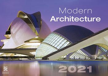 Kalendarz ścienny 2021, Modern Architecture