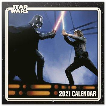 Kalendarz ścienny 2021, Star Wars