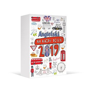 Kalendarz Typu Zdzierak 2019 Angielski Na Każdy Dzień Sklep