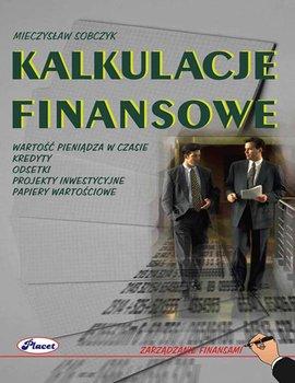 Kalkulacje finansowe                      (ebook)