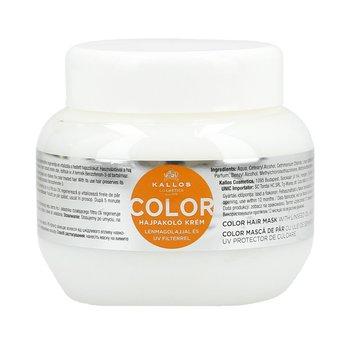 Kallos, Color, maska do włosów farbowanych, 275 ml-Kallos