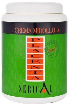Kallos, Serical Placenta, maska do włosów suchych, 1000 ml-Kallos