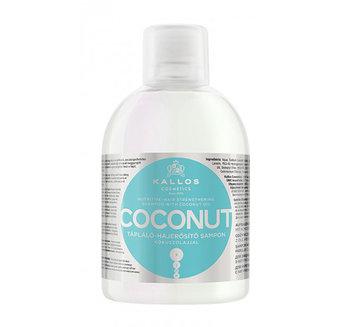 Kallos, szampon odżywczo-wzmacniający do włosów Coconut, 1000 ml-Kallos