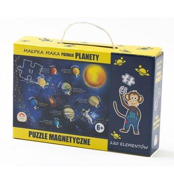 Kama Kids, puzzle magnetyczne Poznaje Planety-Maka Kids