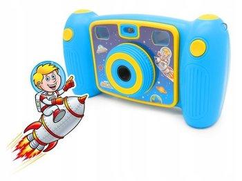 Kamera Aparat Cyfrowy Dla Dziecka Full Hd Easypix Niebieski-Easypix