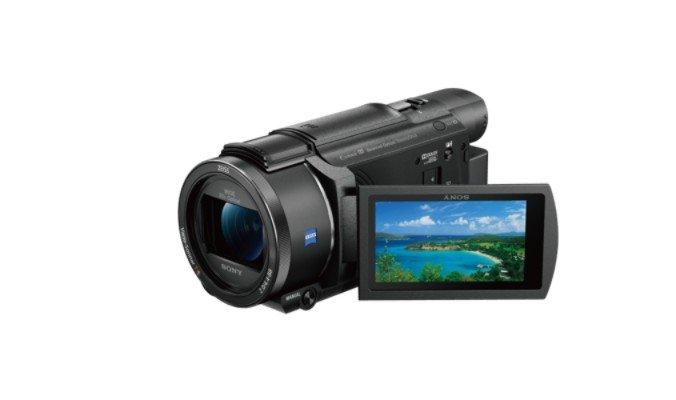 Kamera cyfrowa SONY FDR-AX53B 4K